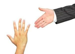 Do I need a mentor - giving a hand up